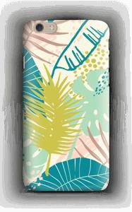 Jungle pastelle Coque  IPhone 6 Plus