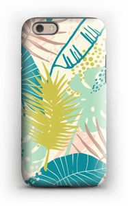 Jungle pastelle Coque  IPhone 6s tough