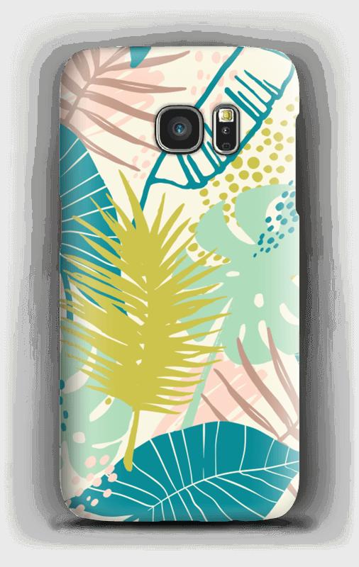 Im Dschungel Handyhülle Galaxy S7