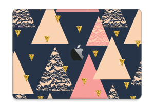 "Triangles de nuit Skin MacBook Pro 13"" 2016-"