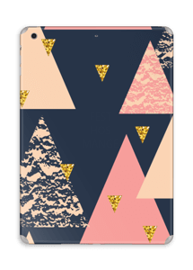 Triangles de nuit Skin IPad Air