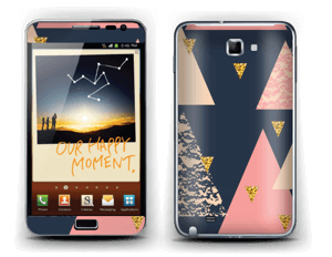 Midnight hour  Skin Galaxy Note