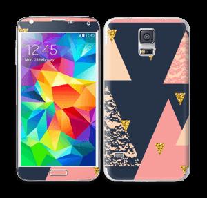 Midnight blues Skin Galaxy S5