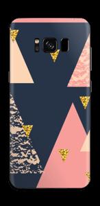 Dreiecke Skin Galaxy S8