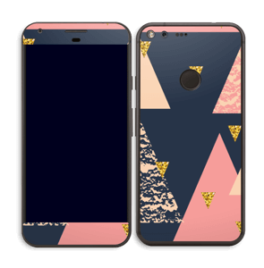 Triangles de nuit Skin Pixel XL