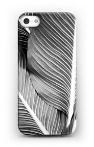 Black & White Leaves kuoret IPhone 5/5S