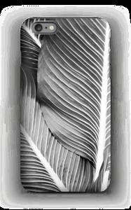 Feuilles Black & White Coque  IPhone 6s Plus tough