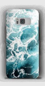 White wash case Galaxy S8