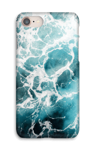 Weißer Schaum Handyhülle IPhone 8