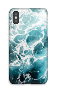 White wash case IPhone X