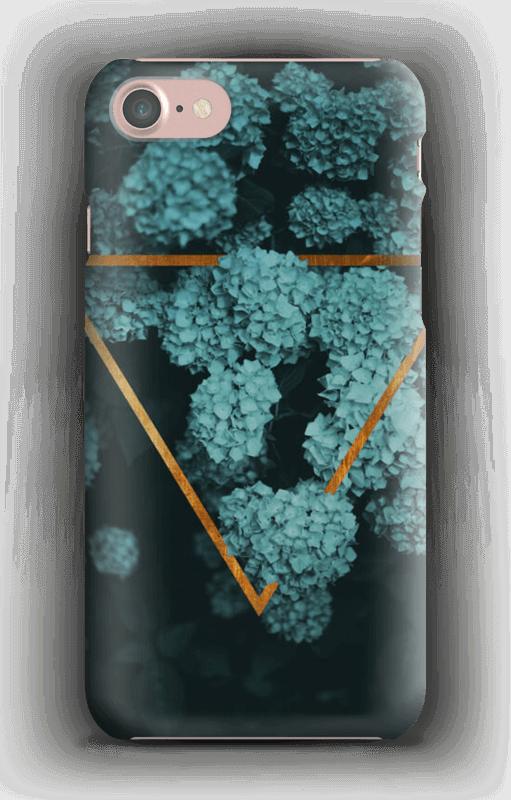 Magic Hydrangea case IPhone 7