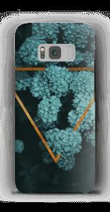 Magische Hortensien Handyhülle Galaxy S8
