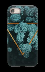 Magic Hydrangea case IPhone 8 tough