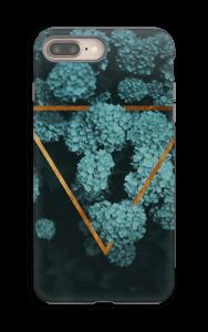 Magic Hydrangea case IPhone 8 Plus tough