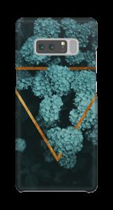 Magic Hydrangea case Galaxy Note8