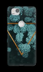 Magische Hortensien Handyhülle Pixel 2