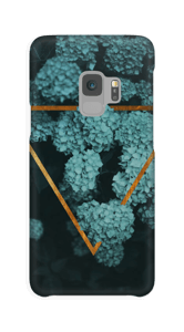 Magic Hydrangea case Galaxy S9