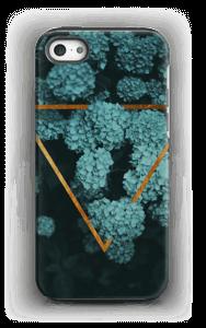Magic Hydrangea case IPhone 5/5s tough