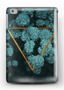 Magisk Hortensia cover IPad mini 2