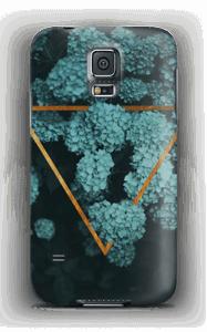 Magic Hydrangea case Galaxy S5