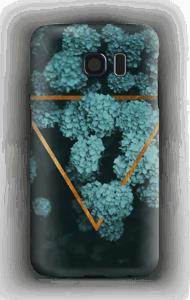 Magic Hydrangea case Galaxy S6