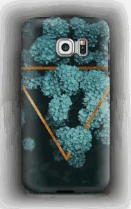 Magic Hydrangea case Galaxy S6 Edge