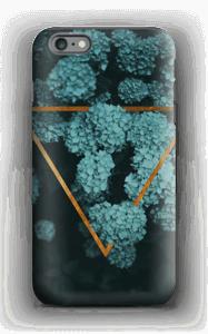 Magic Hydrangea case IPhone 6s Plus tough
