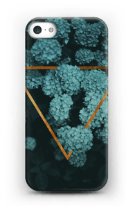 Magic Hydrangea case IPhone SE
