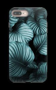 Calathea leaves case IPhone 8 Plus tough