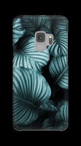Dunkle Kalantea Handyhülle Galaxy S9