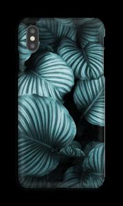 Dunkle Kalantea Handyhülle IPhone XS Max