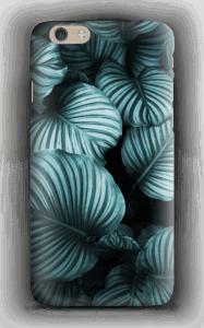 Calathea leaves case IPhone 6