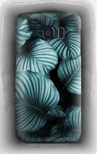 Calathea leaves case Galaxy S6