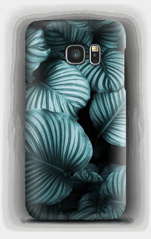 Dunkle Kalantea Handyhülle Galaxy S7
