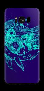 Jorden flyger Skin Galaxy S8
