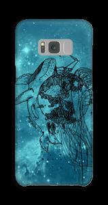 Avaruus kuoret Galaxy S8 Plus