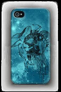 Avaruus kuoret IPhone 4/4s