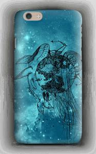 Avaruus kuoret IPhone 6