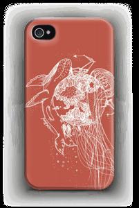 Meri ja Maa, punainen kuoret IPhone 4/4s