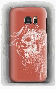 Die rote Welt Handyhülle Galaxy S7