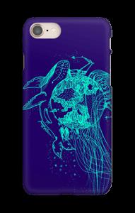 Havet og Jorden cover IPhone 8