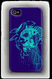 Meri ja Maa kuoret IPhone 4/4s