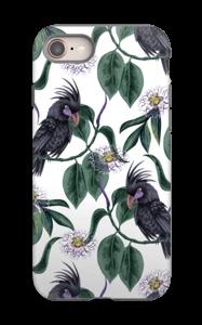 Kakadukaverukset kuoret IPhone 8 tough
