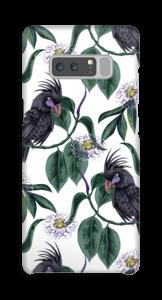 Cockatoo white case Galaxy Note8