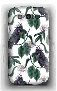 Kakadukaverukset kuoret Galaxy S3