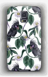 Kakadukaverukset kuoret Galaxy S5