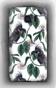 Cockatoo white case Galaxy S6