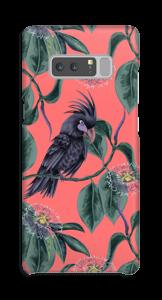 Cockatoo pink case Galaxy Note8
