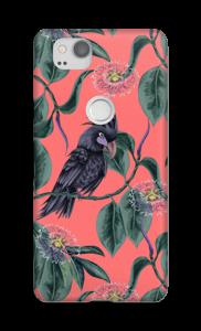 Cockatoo pink case Pixel 2