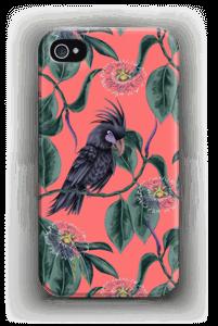 Cockatoo pink case IPhone 4/4s